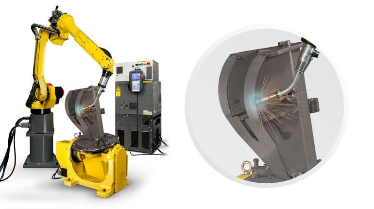 Image - High-end welding robots