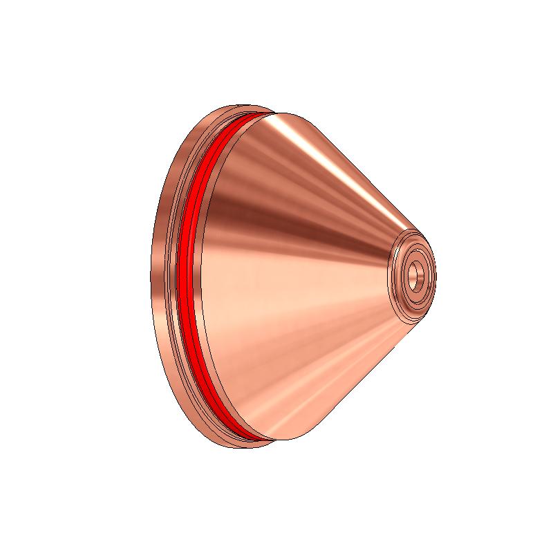 Image swirl gas cap F4245