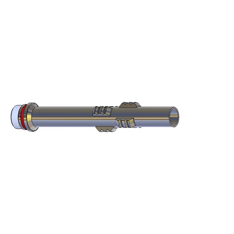 Image cooling tube F963 Ar/H2