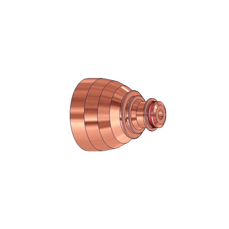 Image nozzle T2127Y O2 300A
